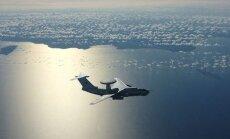 Pie Latvijas ūdeņiem pamanīta Krievijas armijas radioelektroniskās izlūkošanas lidmašīna