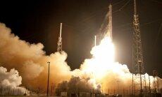 ASV privātajai vairākkārt izmantojamajai raķetei nav izdevies veiksmīgi atgriezties uz Zemes