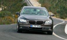 Amerikāņi pieprasa 'BMW' izstrādāt 'M7' modifikāciju