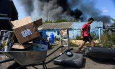 Prokrieviskie kaujinieki sola Ukrainas karavīriem nodrošināt iespēju pamest ielenkumu