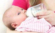 В Латвии за девять месяцев родилось на 8% меньше детей