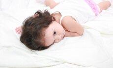 bērna miegs