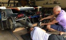 Andris Dambis atklāj nākamos Paikspīkas plānus: būvēsim jaunu mašīnu