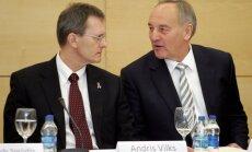 Vilks un Bērziņš: Latvija iestāsies par nesamazinātu Kohēzijas politikas finansējumu