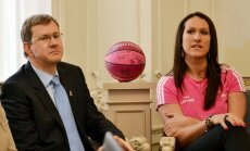 Latvijas sieviešu basketbola valstsvienība aicina: Ejam kopā, lai dzīvotu!