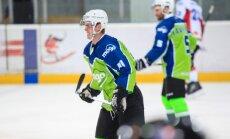 'Liepājas' hokejisti 'bullīšos' uzvar virslīgas līderus 'Mogo'