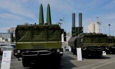 NATO: 'Iskander' izvietošana Kaļiņingradas apgabalā nemazina saspīlējumu