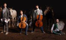 Grupa 'Dagamba' izziņo koncertturneju un jaunu albumu