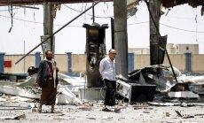 ASV draud samazināt atbalstu Saūda Arābijai Jemenas konfliktā