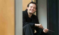 ФОТО, ВИДЕО: Латвийский дирижер Андрис Нелсонс получил Grammy