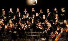 'Grimstošā Metalurga' darbiniekiem sarūpēts simfoniskā orķestra koncerts
