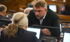 Kučinskim pārmet neatļautu ziņu izpaušanu; prokuratūra lietu nesāk
