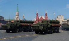 Krievija 'S-400' sistēmas Turcijai plāno piegādāt jau nākamgad