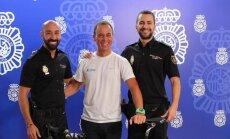 'Vuelta Espana' nozagtu dārgu velosipēdu pārdod par 120 eiro