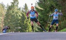 Расторгуев — в топ-20 в элитном забеге на лыжероллерах в Норвегии