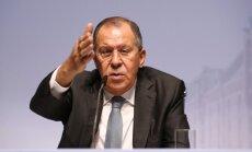 Лавров: вопрос неграждан в Латвии должен стать приоритетом ООН