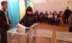 Mariupolē un Krasnoarmijskā pašvaldību vēlēšanas nenotiek