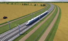 Балтия получит от ЕС 110 млн на Rail Baltica: Литве достанется самая крупная сумма