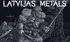 Izdota jauna metālmūzikas izlase 'Latvijas Metāls'