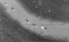 Krievija ar datorspēles kadriem 'pierāda', ka 'ASV palīdz' 'Daesh'