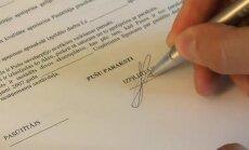 Rosina ļaut e-parakstu lietot arī darījumos ar nekustamo īpašumu un kredītiestādēs