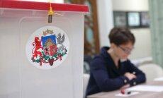 """Больше всего голосов набрали """"Согласие"""", KPV LV и Новая консервативная партия"""