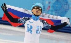 МОК отстранил от Олимпиады ведущего российского шорт-трекиста Виктора Ана