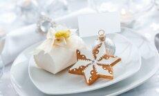 Populāri Ziemassvētku kārumi: ko dāvināt, ja Pirmajos Ziemassvētkos jādodas ciemos