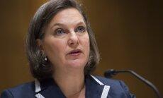 Latviju apmeklē skandalozā ASV valsts sekretāra vietniece Nulanda