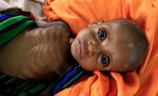 20 miljoni četrās valstīs: kāpēc viņiem trūkst pārtikas
