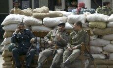 Irākas spēku mācības cīņai pret 'Islāma valsti' kavē jauniesaucamo trūkums, pauž Kārters