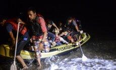 Migrācijas krīzes risināšanai Latvija nosūtīs Grieķijai elektroģeneratorus, segas un dvieļus