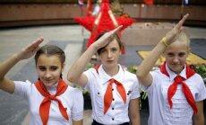 Путин возродил в России аналог пионерского движения