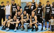 'VEF Rīga' uzdevums – Latvijas čempionu titula saglabāšana