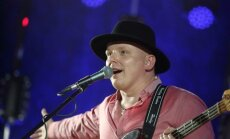 Foto: Ļaudis pulcē 'Latvian Blues Band' 15. jubilejas koncerts