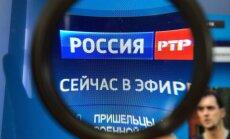 NEPLP nākamnedēļ rīkosies saistībā ar 'Viasat' atteikšanos pārtraukt 'Rossija RTR' retranslēšanu