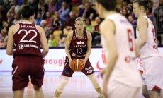 Zvirgzdiņš nosaucis Latvijas sieviešu izlases sastāvu pārbaudes spēļu turnīram