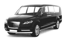 Foto: Šādi izskatīsies krievu minivens politiskās elites transportēšanai