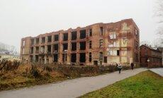 В Риге принудительно снесут три разваливающихся здания