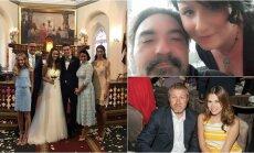 Nedēļas trakumi: Bondara dēla kāzas, Abramoviča šķiršanās un Kombuļu Ineses jaunā mīla