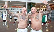 Latviešu izcelsmes 'Žalgiris' fani uzbrukuši Rudijam Fernandesam