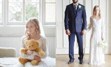 ВИДЕО: Что происходит с несовершеннолетними после свадьбы — скорбное видео кампании ЮНИСЕФ