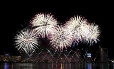 'Delfi Aculiecinieks' aicina iemūžināt valsts svētku svinības un krāšņo uguņošanu