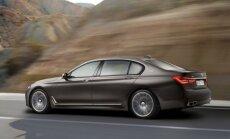 BMW 7. sērija beidzot iegūst sportisko modifikāciju 'M760Li' ar 600 ZS