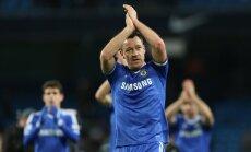 Bijušais 'Chelsea' kapteinis Terijs pievienojas 'Aston Villa'