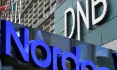 EK apstiprina 'Nordea' un DNB plānus apvienoties Baltijas valstīs