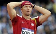 Visi trīs Latvijas šķēpmetēji izgāžas olimpisko spēļu kvalifikācijā