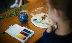 Rīgas biennāle aicina ģimenes ar bērniem uz radošām aktivitātēm augustā