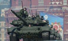Krievijas armija tiek gatavota divarpus kariem, uzskata lietuviešu analītiķis