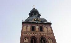 Sākusies Rīgas Doma torņa nostiprināšana un restaurācija
